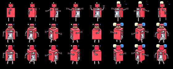T - Robot