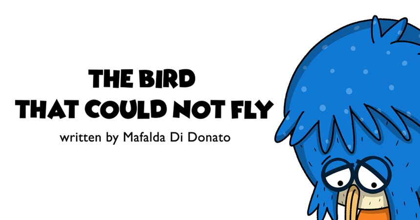 The bird that could not fly – Mafalda Di Donato
